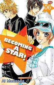 Cover Becoming a Star #6 oleh