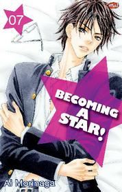 Cover Becoming a Star #7 oleh