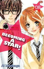 Cover Becoming a Star #8 oleh