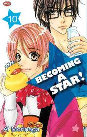 Cover Becoming a Star #10 oleh