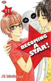 Cover Becoming a Star #11 oleh