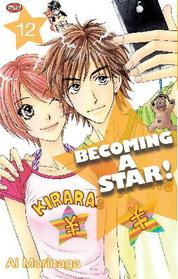Cover Becoming a Star #12 oleh