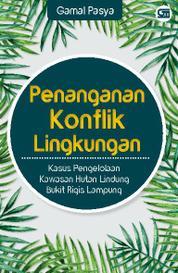 Cover Penanganan Konflik Lingkungan oleh