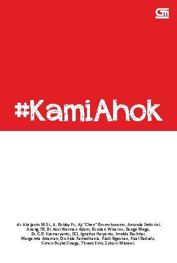 #Kami Ahok by Threes Emir Digital Book