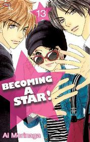 Cover Becoming a Star #13 oleh