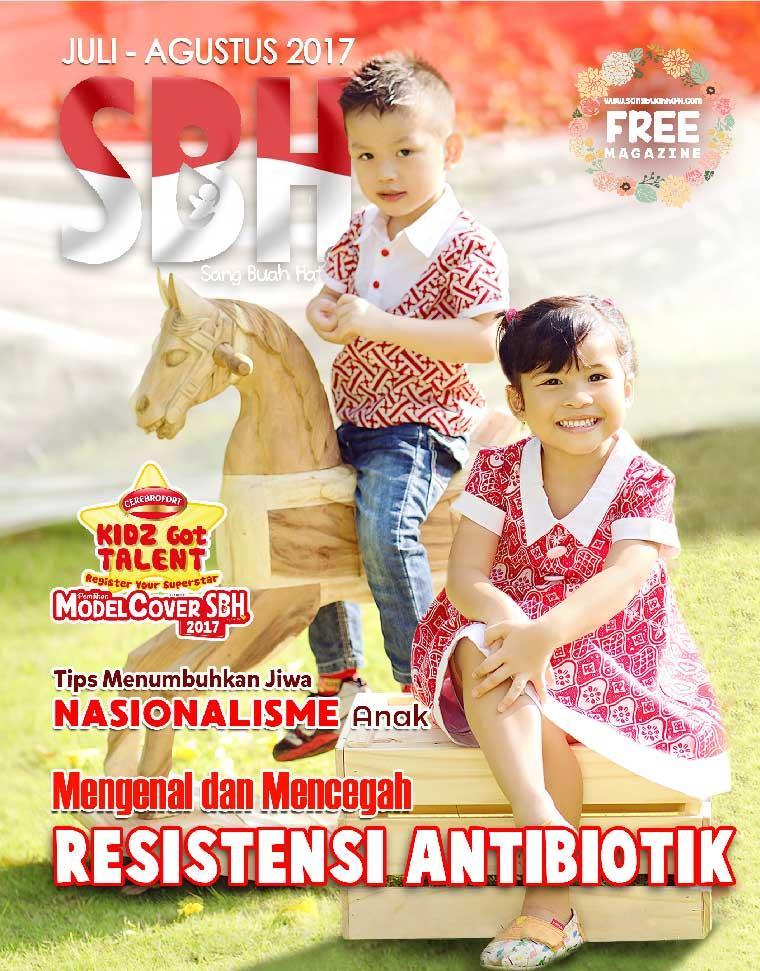Majalah Digital Sang Buah Hati / JUL-AUG 2017 Juli–Agustus 2017