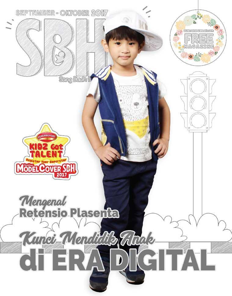 Majalah Digital Sang Buah Hati / SEP-OCT 2017 September–Oktober 2017