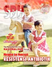 Cover Majalah Sang Buah Hati Juli–Agustus 2017