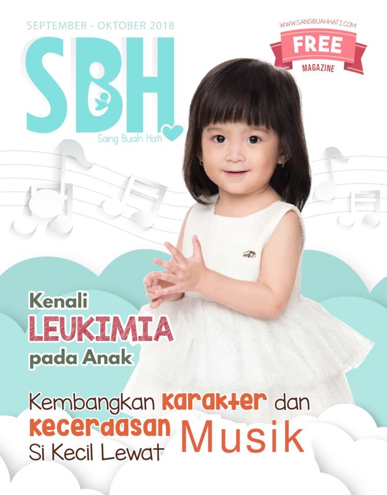 Majalah Digital Sang Buah Hati September-Oktober 2018