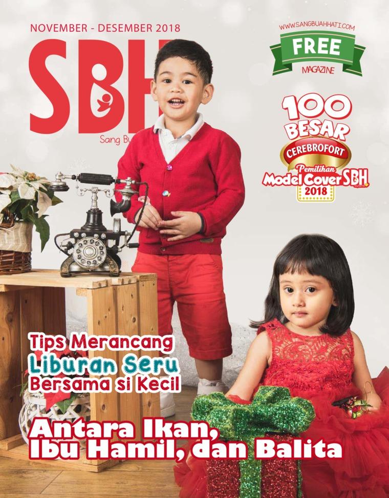 Majalah Digital Sang Buah Hati November-Desember 2018