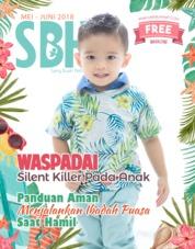 Cover Majalah Sang Buah Hati Mei-Juni 2018
