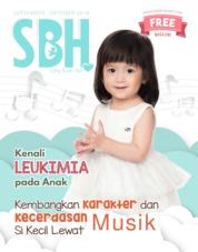 Cover Majalah Sang Buah Hati September-Oktober 2018
