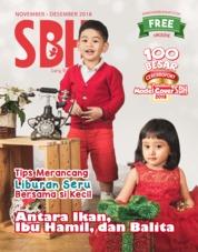 Cover Majalah Sang Buah Hati November-Desember 2018
