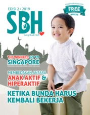 Sang Buah Hati Magazine Cover ED 02 June 2019
