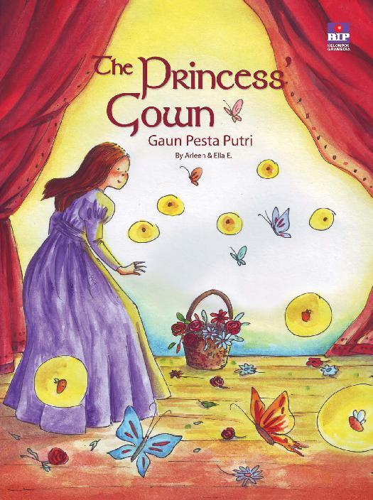 Buku Digital The Princess's Gown oleh Arleen A.