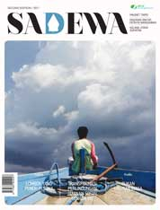 SADEWA Magazine Cover ED 02 December 2017