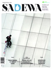 Cover Majalah SADEWA ED 03 April 2018