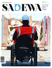 SADEWA Magazine Cover ED 05 November 2018