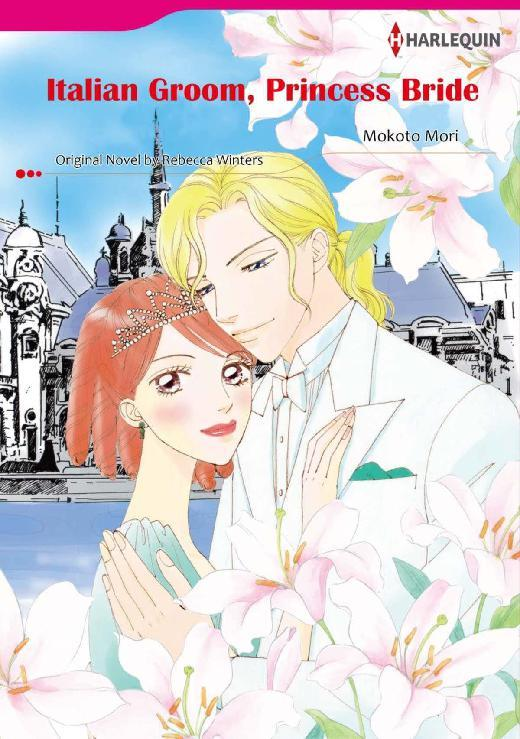 Buku Digital ITALIAN GROOM, PRINCESS BRIDE oleh Rebecca Winters