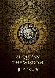 Cover Al Qur'an The Wisdom Juz 28-30 oleh