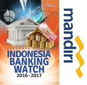 Cover Indonesia Banking Watch 2016-2017 oleh