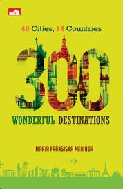 Cover 300 WONDERFUL DESTINATIONS oleh