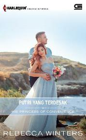Harlequin Koleksi Istimewa: Putri yang Terdesak (His Princess of Convenience) by Rebecca Winters Cover