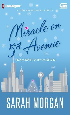 Buku Digital Harlequin: Keajaiban di 5th Avenue (Miracle on 5th Avenue) oleh Sarah Morgan