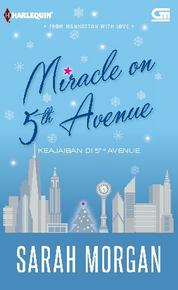 Harlequin: Keajaiban di 5th Avenue (Miracle on 5th Avenue) by Sarah Morgan Cover