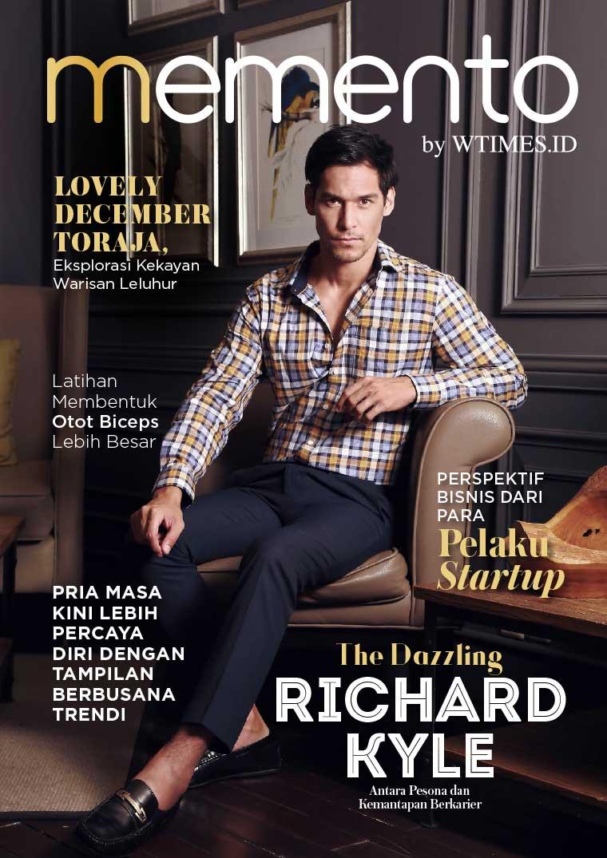 Memento Digital Magazine ED 03 December 2017