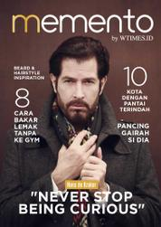 Cover Majalah memento ED 01 Agustus 2017