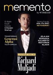 Memento Magazine Cover