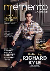Cover Majalah memento ED 03 Desember 2017