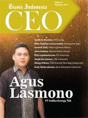 Bisnis Indonesia CEO Magazine Cover ED 01 August 2017