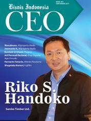 Cover Majalah Bisnis Indonesia CEO ED 02 September 2017