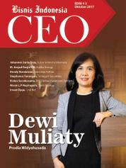 Cover Majalah Bisnis Indonesia CEO ED 03 Oktober 2017