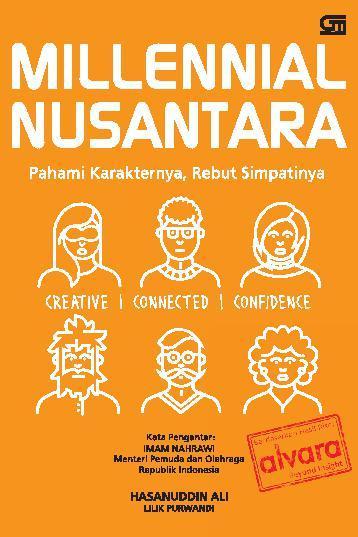 Buku Digital Milenial Nusantara oleh Hasanuddin Ali & Lilik Purwandi