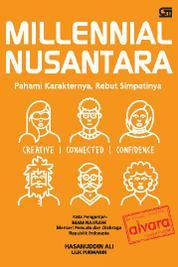 Cover Milenial Nusantara oleh