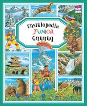 Ensiklopedia Junior : Gunung by Cover