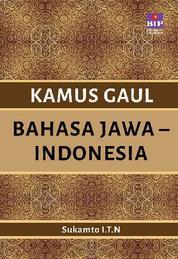 Kamus Gaul Bahasa Jawa-Indonesia by Cover