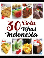 30 Bolu Khas Indonesia by Cover