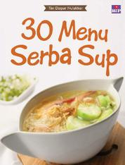 30 Menu Serba Sup by Cover