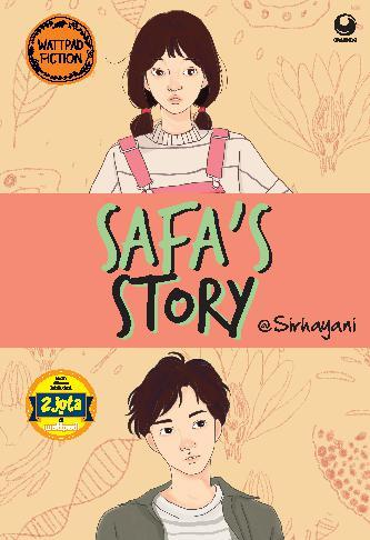 Buku Digital Safa's story oleh Sirhayani