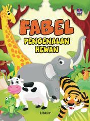 Cover Fabel Pengenalan Hewan oleh