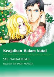 Cover Keajaiban Malam Natal oleh Sarah Morgan