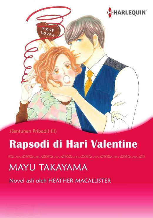 Buku Digital Rapsodi di Hari Valentine oleh Heather MacAllister