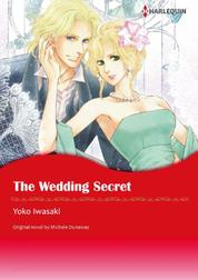 THE WEDDING SECRET by Cover