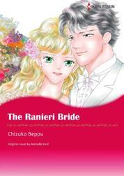 THE RANIERI BRIDE by Cover