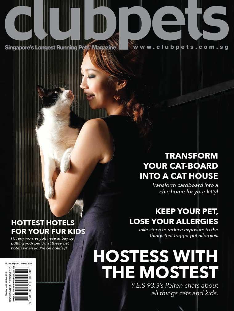 Majalah Digital club pets ED 65 Oktober 2017
