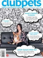 Cover Majalah club pets ED 64 Agustus 2017
